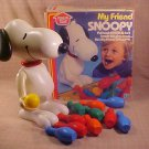 VINTAGE 1979 MY FRIEND SNOOPY WITH BOX RARE