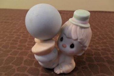 1984 Precious Moments Clowns Figurine #12238
