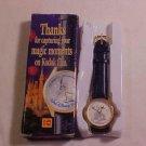 1996 WALT DISNEY WORLD 25TH ANNIVERSARY WRIST WATCH BY KODAK