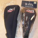 MIP SET OF 2 PGA TOUR INDIVIDUAL HEADCOVERS 200 AND 400