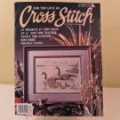 SEPT. 1991 FOR THE LOVE OF CROSS STITCH BOOK 25 PROJECTS