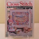 JAN/FEB 1992 HANDKERCHIEF DOLLS CROSS STITCH AND COUNTRY CRAFTS BOOK