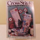 JULY/AUG 1989 COUNTRY COLLECTION CROSS STITCH AND COUNTRY CRAFTS BOOK