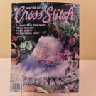 MARCH 1991 SPRING BEAUTIES FOR THE LOVE OF CROSS STITCH BOOK LEISURE ARTS