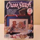 JULY 1992 CELEBRATING AMERICA FOR THE LOVE OF CROSS STITCH BOOK