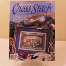 JULY 1991 FOR THE LOVE OF CROSS STITCH BOOK AMERICAN PIE