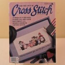 SEPTEMBER 1990 FOR THE LOVE OF CROSS STITCH BOOK LEISURE ARTS