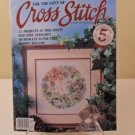 SEPTEMBER 1992 FOR THE LOVE OF CROSS STITCH BOOK
