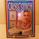 1983 MCCALL'S BIG BOOK OF CROSS STITCH BOOK CHILTON NEEDLEWORK SERIES