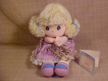 1990 Precious Moments Quartet Doll MUSICAL COLLECTION