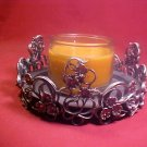 PARTYLITE JEWEL CANDLE HOLDER FOR LARGE CANDLE
