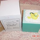 NEW MIB DUKE THE ORIGINAL TISSUE COVER BOX