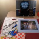 2000 Disney Store Toy Story 2 Lithograph Mint condition