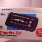 Videonics TU-1 Thumbs Up Home Video Editor NEW