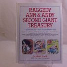 1989 RAGGEDY ANN & ANDY BOOK SECOND GIANT TRASURY BOOK