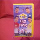 2003 THE WIGGLES SPACE DANCING VHS VIDEO