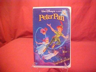 DISNEY CLASSIC PETER PAN VHS VIDEO