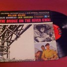 THE BRIDGE ON THE RIVER KWAI 33 RPM RECORD