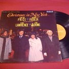 CHRISTMAS IN NEW YORK SPECIAL EDITION 33 RPM LP RECORD