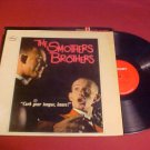THE SMOTHERS BROTHERS CURB YOUR TONGUE KNAVE LP