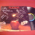 TEACHERS SOUNDTRACK 33 RPM LP RECORD ALBUM