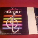 HOOKED ON CLASSICS LOUIS CLARK 33 RPM LP RECORD ALBUM
