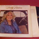 1977 DOLLY PARTON NEW HARVEST 1ST GATHERING 33 LP
