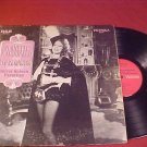 JEANETTE MACDONALD SILVER SCREEN FAVORITES LP RECORD