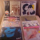 LOT OF 8 ROCK FUNK 33 RPM LP RECORDS GRACE JONES