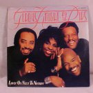 1987 GLADYS KNIGHT AND THE PIPS LP RECORD ALBUM