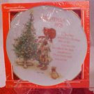CHRISTMAS 1978 HOLLY HOBBIE COLLECTOR PLATE MINT