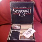 1985 STAGE II The Two 2 Stage Trivia Game