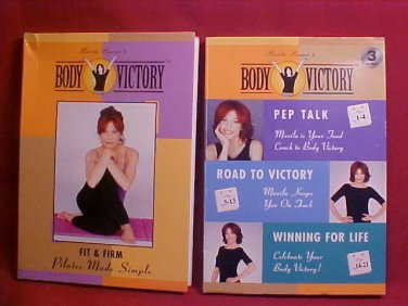 BODY VICTORY FIT & FRIM PILATES MADE SIMPLE CD SET