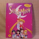 1995 MEET SAILOR MOON HIT TV SHOW HARDCOVER BOOK #1
