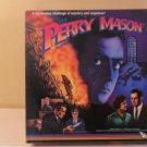 The Perry Mason board Game 1987 Raymond Burr solve mystery attorney at law case