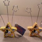 Hallmark Disney Mickey and Friends Set Of 2 Photo Holders
