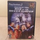 2007 PlayStation 2 Fantastic Four Rise Of The Silver Surfer Game