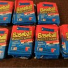 Huge Lot of 1998 Donruss Baseball Puzzle & Cards with Bonus Cards
