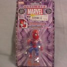 2002 MARVEL SPIDER MAN COLLECTIBLE MINI BOBBLE CLIP-ON