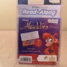 NIP 2000 Disney Aladdin Read-Along Book & CD