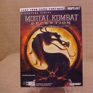 2004 MORTAL KOMBAT SIGNETURE SERIES GUIDE GAME BOOK