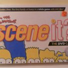 2009 The Simpsons Scene It? DVD Game MIB