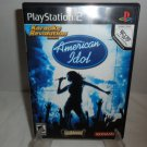 Play Station 2 Karaoke Revolution Presents American Idol Game