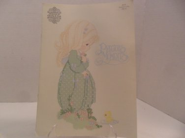 "Precious Moments ""Summer's Joy"" Cross Stitch Book PM-13"