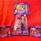 2002 BRATZ DOLL MEYGAN AND EXTRA OUTFITS MIB