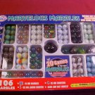 NIB MARVELOUS MARBLES DELUXE SET COLLECTORS & GAMES