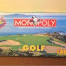 1998 Monopoly Golf Edition Board Game complete