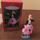 2001 Hallmark Keepsake Ornament 1950's Barbie MIB