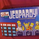 2003 The Simpsons Jeopardy fast moving game complete