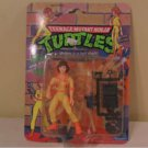 1990 April O'Neil Action Figure NEW Mutant Ninja Turtles MIP